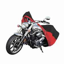 XXL Red/Black Motorcycle Cover For Kawasaki Vulcan VN 900 1500 1600 1700 2000