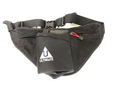 Ultimate Direction Black Fannypack Bag Hiking Running Jogging Walking Waist Belt