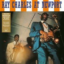 Ray Charles AT NEWPORT (DELUXE) 180g GATEFOLD Dol NEW SEALED VINYL RECORD LP
