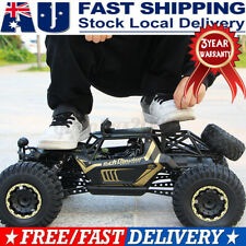 4WD RC Monster Truck Off-Road Vehicle 2.4G Remote Control Crawler Electric Cars↑