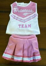 Cradle Togs Baby Girl Size 12 Month Princess Cheerleader outfit