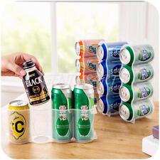 Home Kitchen Can Beverage Refrigerator Storage Basket Box Organizer Tool