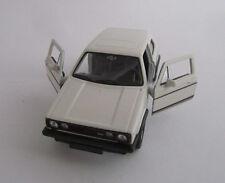 Welly vw Golf 1 GTI/Bianco/pressofuso Model/NEX MODELS/1:34 - 1:39/NUOVO