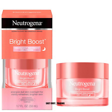 Neutrogena Bright Boost Overnight Recovery Gel Cream - 1.7 fl oz