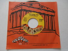 FESTIVAL ~ TAKE YOUR TIME / BABY SHOW IT~NORTHERN SOUL 45 (UNPLAYED STORE STOCK)