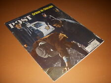 Saturday Evening Post, April 22, 1967, Crime in Chicago, Montreal Expo 67!