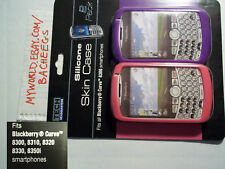 NEW Silicone Skin Cases for Blackberry Curve