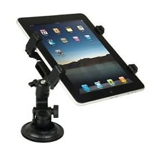 "360 Degree Universal Car Windscreen Suction Mount Holder for Tablets 7"" to 11"" Apple iPad 1 2 & iPad 3"