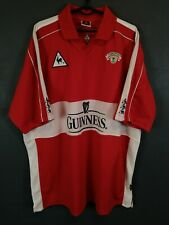 MEN'S VINTAGE FC CORK CITY 1999/2000 HOME SOCCER FOOTBALL SHIRT JERSEY SIZE 2XL