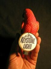 beer tap handle keystone light