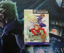 TALES OF SYMPHONIA Jap Japanese Gamecube GC Game Cube NEW NUOVO SIGILLATO SEALED