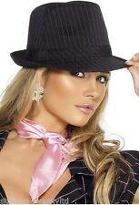Chapeaux et coiffes noirs pour déguisement et costume