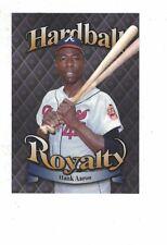 2018 Topps Hardball Loyalty Hank Aaron Atlanta Braves Throwback Thursday /835