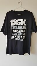 Mens Dirty Ghetto Kids - DGK Tee - T Shirt (RARE) size XL