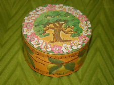 Vintage AMWAY GREEN APPLE GUEST SOAP DECORATIVE CONTAINER~APPLE TREE,MUSIC NOTES