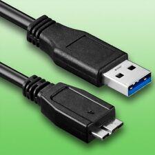USB Kabel für Samsung NX1 Digitalkamera | Datenkabel | Länge 1,8m