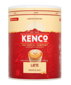 2 x Kenco Coffee - Instant Latte 750g Barista Edition [Free UK Postage]