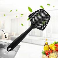 Large Scoop Spoon Colander Heat Resistant Pasta Strainer Kitchen Cooking Tool