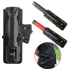 1pc 360° RotateTactical Expandable Baton Holder Case Pouch Telescopic Holster