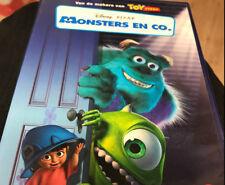MONSTERS EN CO. / MONSTRES ET CO : dvd - WALT DISNEY - NIEUW NEUF