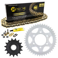 Sprocket Chain Set for Kawasaki Versys 1000 15/43 Tooth 525 X-Ring Front Rear