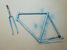 Cadre velo course ancien ELITT STRONGLIGHT  Frame old racing bike