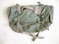 US ARMY MUSETTE BAG marked boyt  1945,named