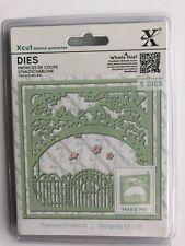 Xcut Dies (5pcs) - In The Garden Free Postage