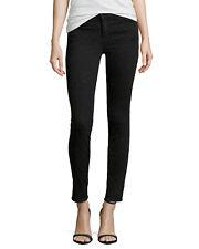 J Brand Jeans Media Altura Vaqueros Pitillo Muy Ajustados, Leopardo Negro,