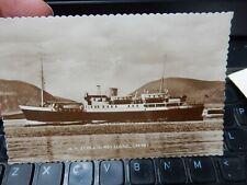 More details for st ola kirkwall postmark tied message hoy sound orkney postcard  1961