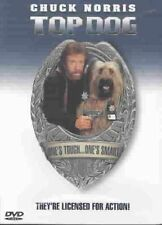 Top Dog (1995) 012236114185 With Chuck Norris DVD Region 1
