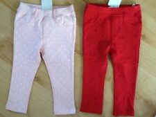 H&M Girls' Spotted Trousers & Shorts (0-24 Months)