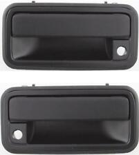 New Exterior Door Handle Set of 2 For 95-00 Chevy GMC Suburban 15742229 15742230