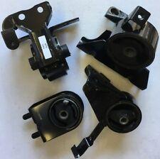 4pcSet fits 2001 2002 2003 Mazda Protege 2.0L Manual Tranmission Motor Mounts