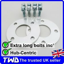 5MM ALLOY WHEEL SPACER KIT WITH BOLTS FOR FORD (4X108 63.4 PCD) SHIM [2H8H31]