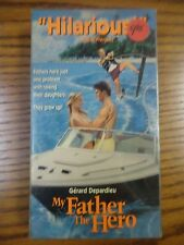 "Touchstone Home Video ""My Father The Hero"" VHS #667"