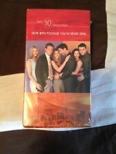 Friends TV Show - Fan Favorites  - Vol 3 and 4 - 2 VHS Set - UNSEEN FOOTAGE!!