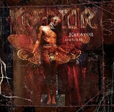 KREATOR - OUTCAST (DELUXE EDITION) SOFTBOOK 2 CD NEUF