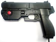 Ultimarc AimTrak Recoil Arcade Gun - MAME, House of the Dead, Virtua Cop (Black)