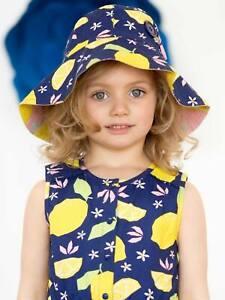 Bridgette Wide Brim Hat Lemonade