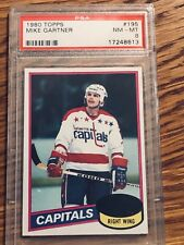 14640b80f 1980 Topps Mike Gartner  195 PSA 8 Rookie Card