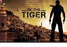 DVD  Ek Tha Tiger Hindi Movie Bollywood Salman Khan With English Subtitles