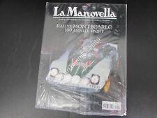 RIVISTA LA MANOVELLA RALLYE MONTECARLO 100 ANNI DI SPORT RALLYE MONTECARLO -
