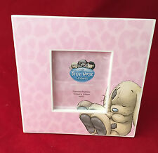 BLUE NOSE FRIENDS BLOSSOM THE RABBIT PHOTO PICTURE FRAME GIFT - ME TO YOU BEAR
