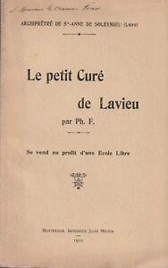 archipretré de ste anne de soleymieu (loire) le petit curé de lavieu (1910)