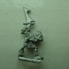 Warhammer Citadel classic 80s Orc Champion A oop