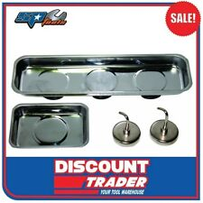 SP Tools Magnetic Parts Tray Set 4 Piece - SP30913