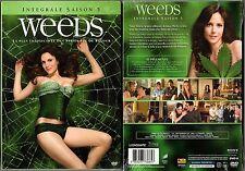 WEEDS - Intégrale saison 5 - Coffret 2 boitiers Slim - 3 DVD - NEUF