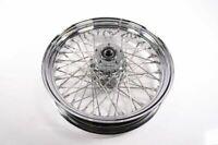 Ride Wright Harley FLH FLT 60 Spoke Front Wheel Rims Chrome 16x3.5 67-7611