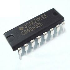1PCS Texas Instruments CD4060BE CD4060 - Binary Counter/Divider and Osc - New IC